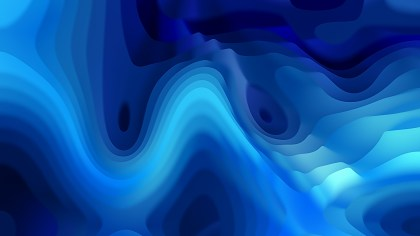 Dark Blue Curved Lines Ripple Background