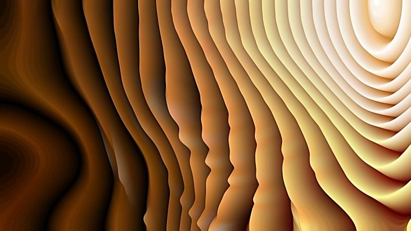 Dark Brown 3d Curved Lines Ripple background