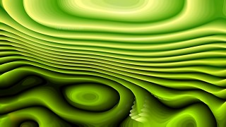 Abstract 3d Dark Green Curved Lines Ripple background