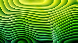 Abstract 3d Dark Green Curved Lines Texture Background