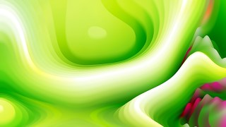 Green and White Curvature Ripple Texture