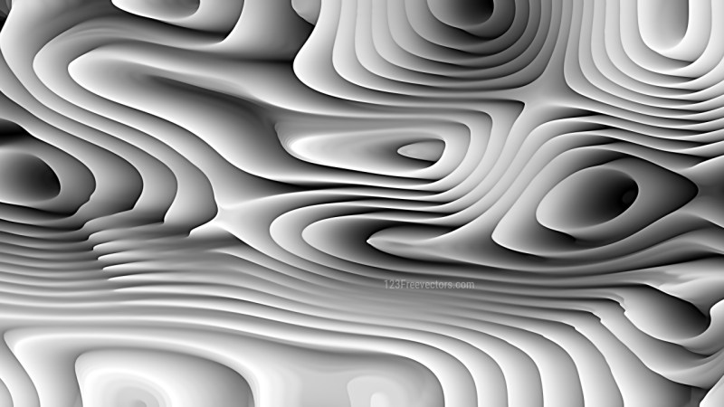 Grey 3d Curved Lines Ripple texture