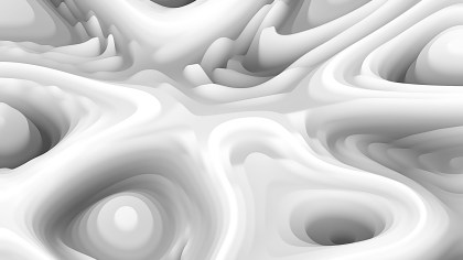 Grey and White Curved Lines Ripple Texture Background