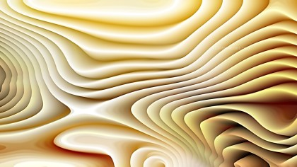 Abstract Light Orange Curvature Ripple Background Image