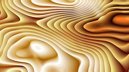 Light Orange Curvature Ripple Background Image