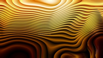 Orange and Black 3d Curved Lines Ripple texture