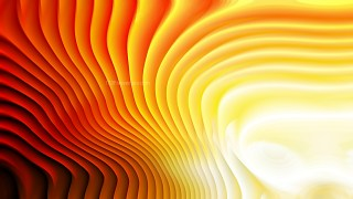 Abstract Orange and White Curved Background Texture