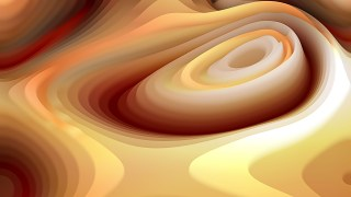 Orange and White 3d Curved Lines Ripple background