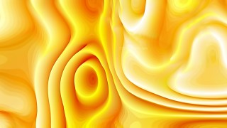 Abstract Orange and White Curved Lines Ripple Texture