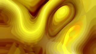 Abstract 3d Orange and Yellow Curved Lines Texture Background