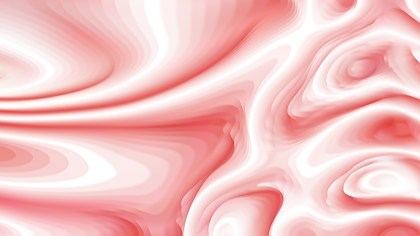 Abstract 3d Pink and White Curved Lines Texture