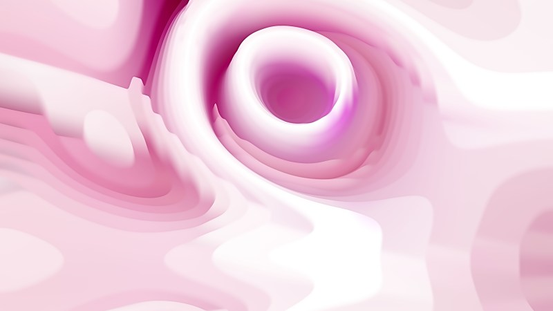 Pink and White Curve Texture