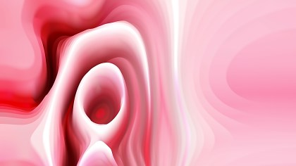 Abstract Pink and White Curved Lines Ripple Background