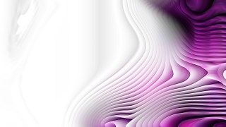 Purple and White Curved Lines Ripple Texture