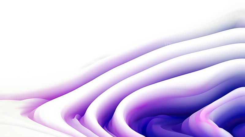 Purple and White Curvature Ripple Background Image