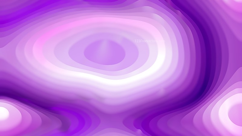 Abstract Purple and White Curvature Ripple Texture