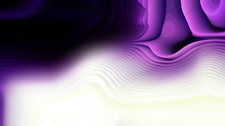 Abstract 3d Purple Black and White Curved Lines Texture Background