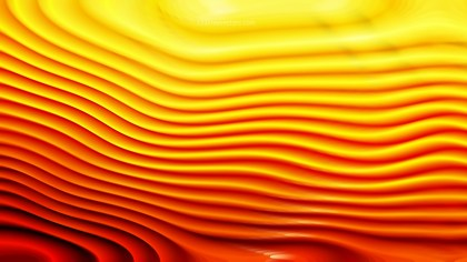 Abstract Red and Yellow Curve Texture