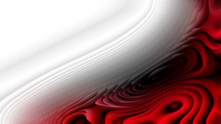 Red Black and White Curved Lines Ripple Texture Background