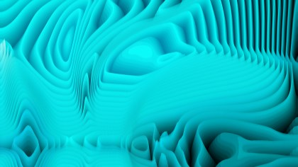 Turquoise Curved Lines Ripple Texture Background