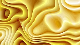 Abstract White and Gold Curved Background Texture