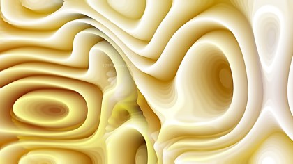 White and Gold Curvature Ripple Background Image