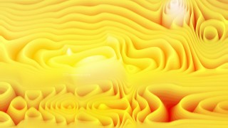 Abstract Yellow Curved Lines Ripple Texture Background