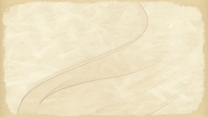 Beige Old Paper Background
