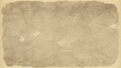 Old Vintage Paper Background