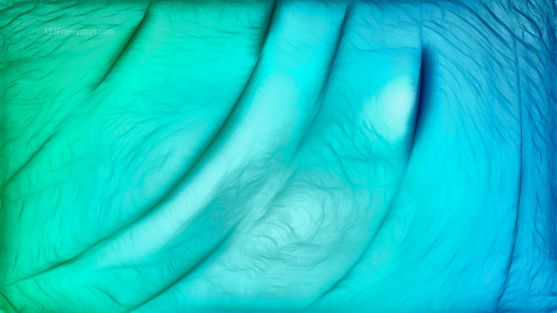 Blue and Green Textured Background Image