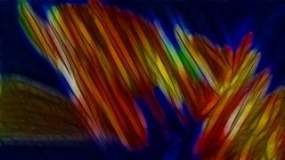 Blue and Orange Textured Background Image