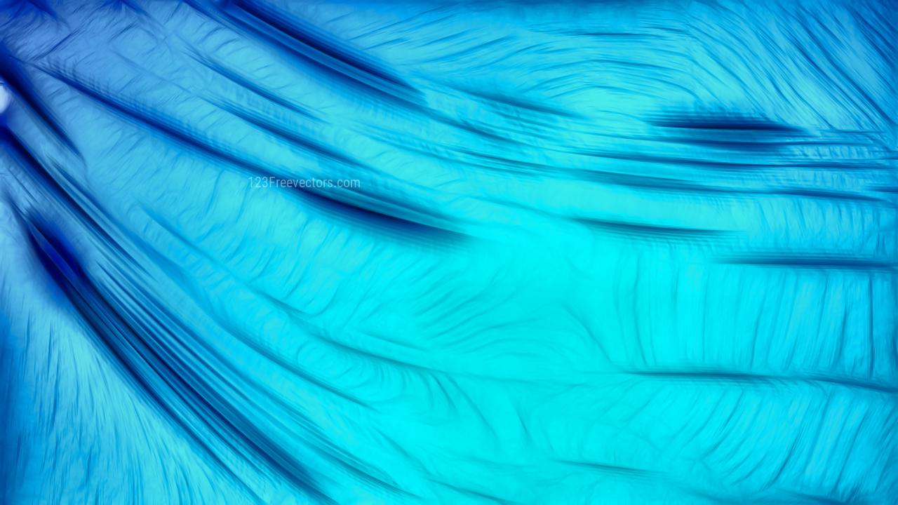 Bright Blue Texture Background