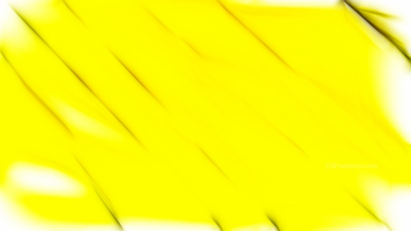 Bright Yellow Background Texture