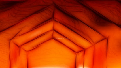 Dark Orange Texture Background Image
