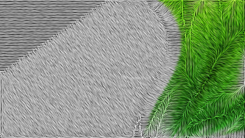 Green and Grey Textured Background