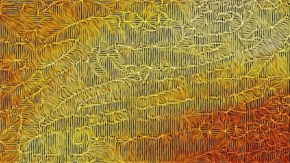 Orange Texture Background Image