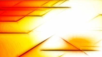 Orange and White Textured Background