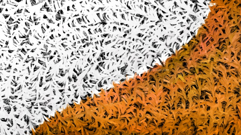 Orange and White Textured Background Image