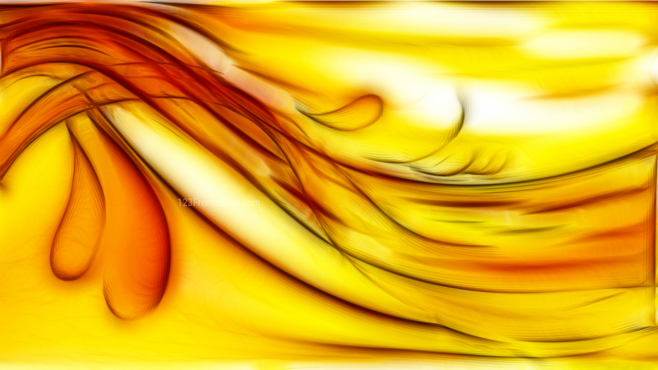 Orange and Yellow Textured Background Image