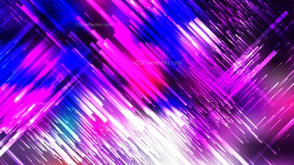 Abstract Black Pink and Blue Diagonal Random Lines Background