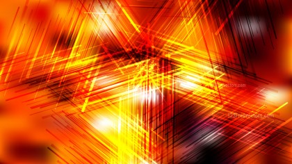 Black Red and Yellow Random Intersecting Lines background