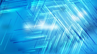 Blue Irregular Lines Background