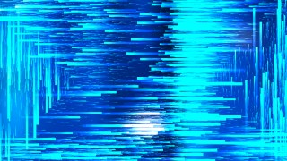 Abstract Blue Chaotic Lines Background Image
