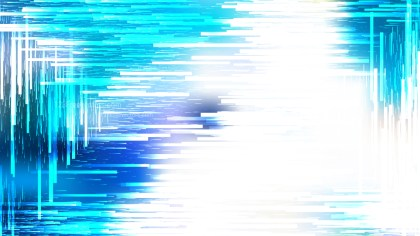 Abstract Random Blue and White Lines Background