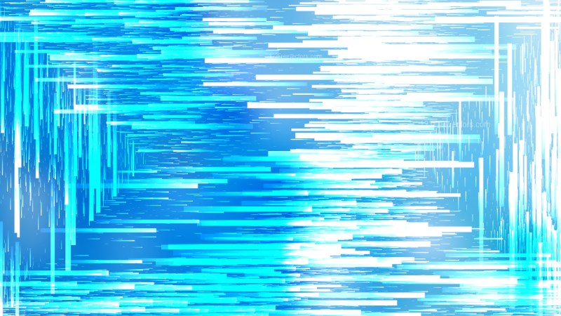 Abstract Blue and White Dynamic Irregular Lines Background Vector Graphic