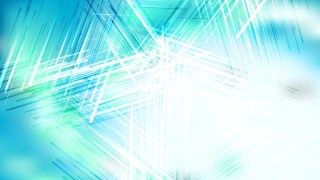 Abstract Blue and White Chaotic Overlapping Lines Background