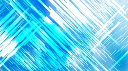 Blue and White Diagonal Random Lines Background