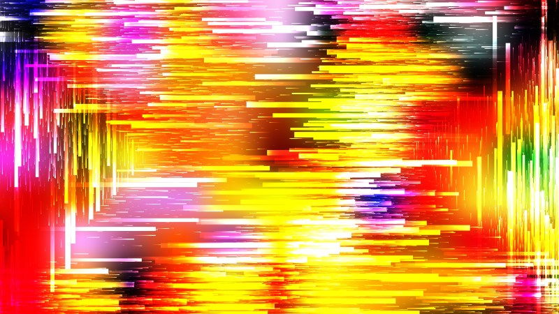 Colorful Irregular Lines Background