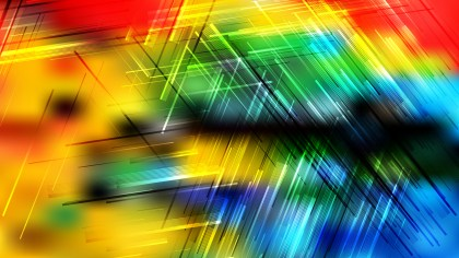 Colorful Dynamic Random Lines Background