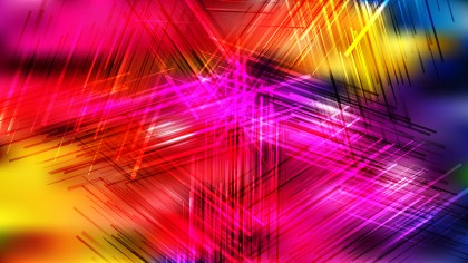 Abstract Colorful Dynamic Intersecting Lines background